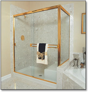 Pro Tub Resurfacing, Bathroom shower door installation and remodel ...
